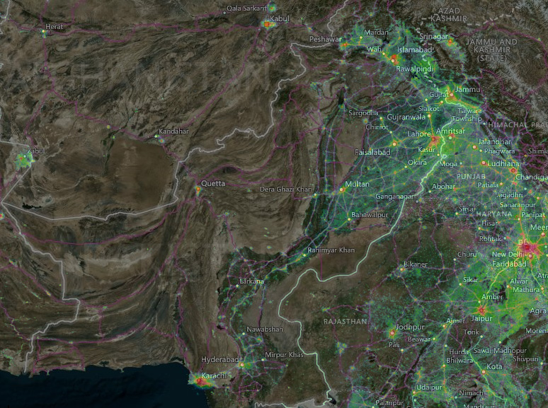 Dark Skies of Pakistan | Rutjuga - KAS Dark Sky Astronomy trips